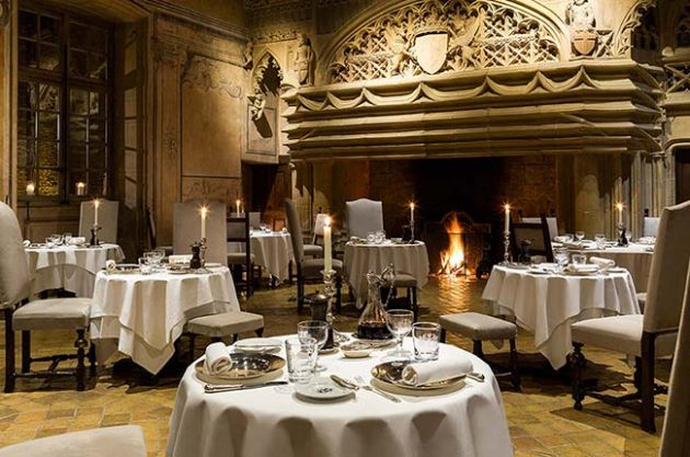 Anson: Who would be your perfect wine dinner guests?