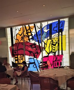 NYC 8 ½ = Wine + French Cuisine