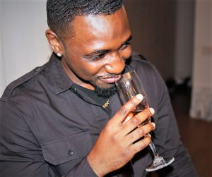 Italian sparkling wines piques interest of recording artist Tay Bell