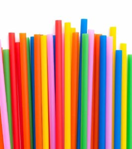 Use of single use plastic straws for your drink : Why?
