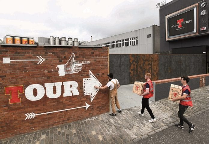Glasgow's new attraction gives boost to Scottish beer tourism