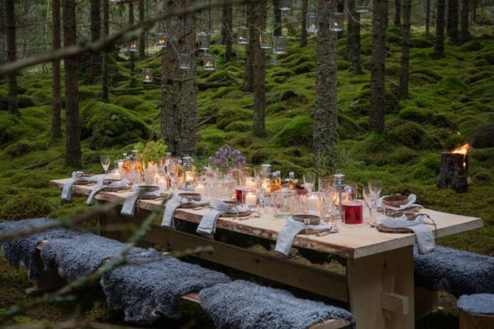 Sweden turns into the world's largest gourmet restaurant