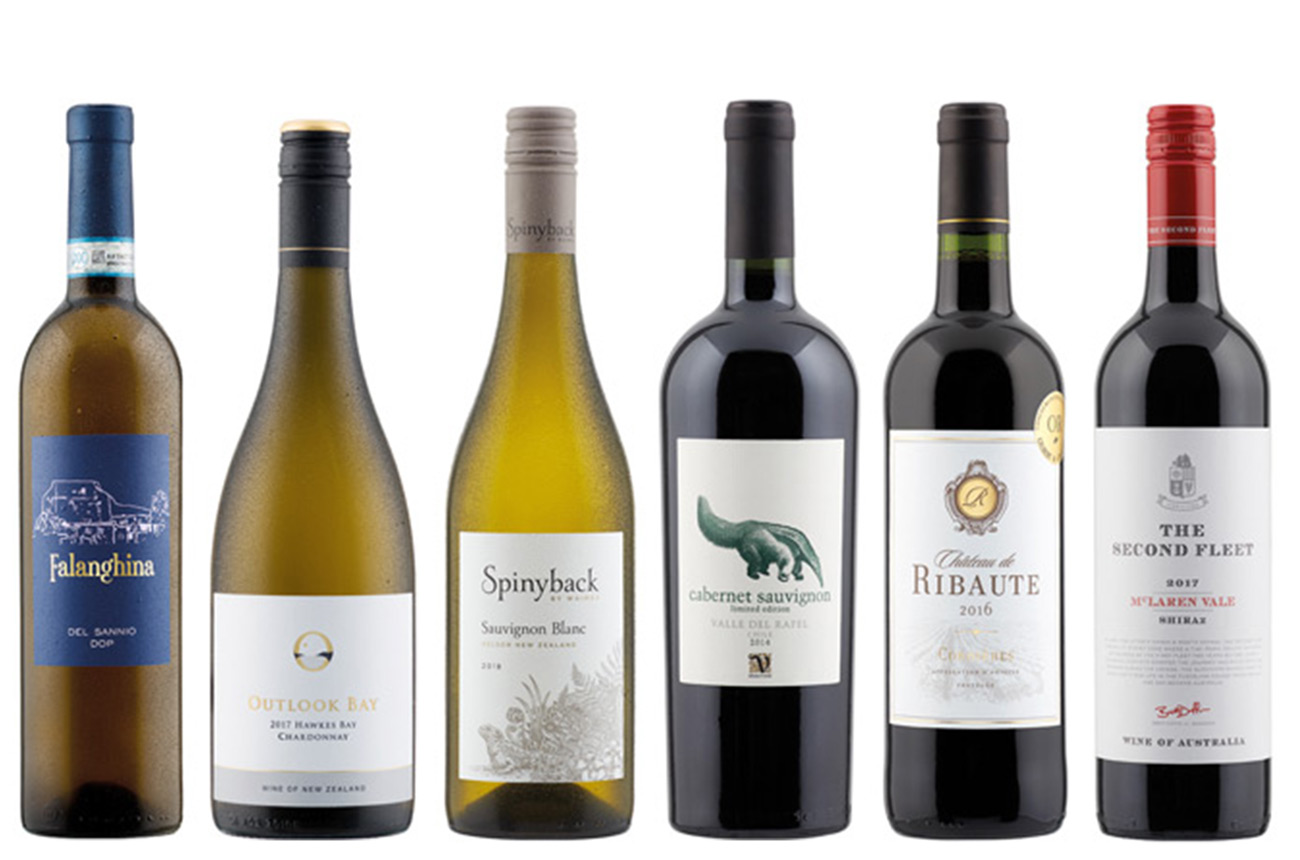 What are the best Lidl wines to buy?