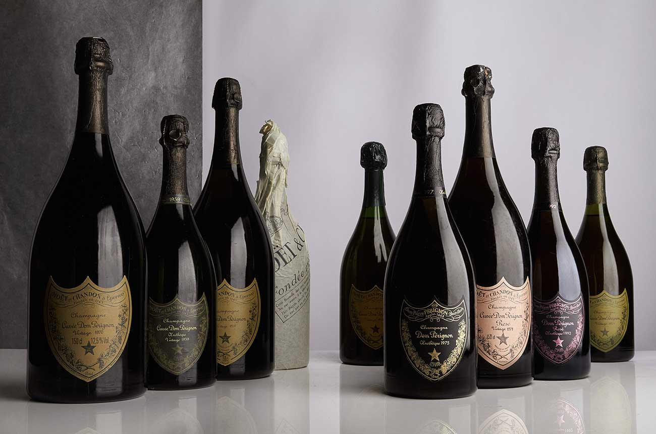 Sotheby's plan highest-estimated wine auction in history