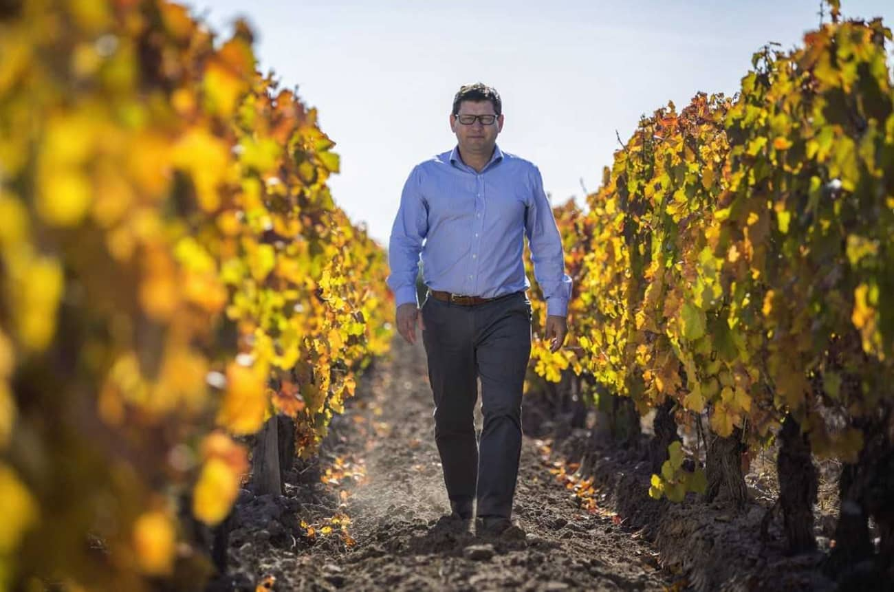 New manager for Lafite and Catena venture, Bodegas Caro