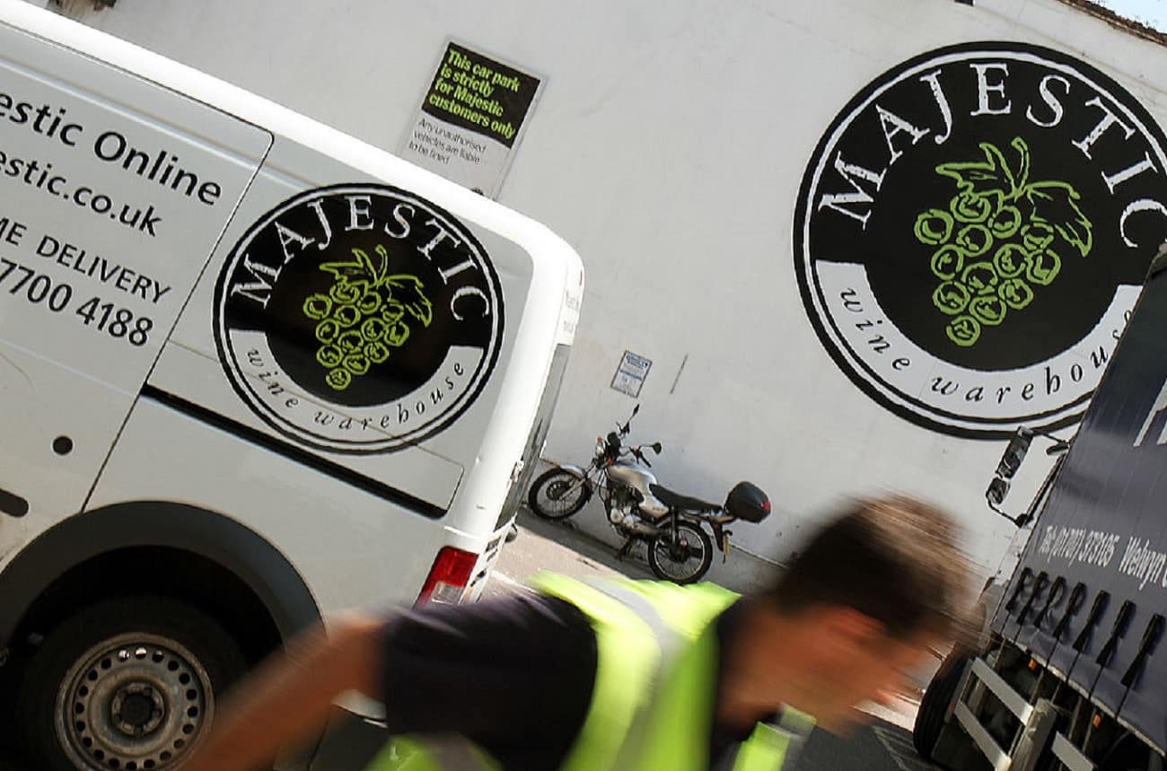 Majestic Wine says selling all UK stores is an option