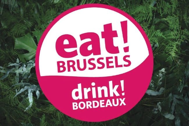 eat! BRUSSELS, drink! BORDEAUX showcases Brussels' chefs at its eighth festival