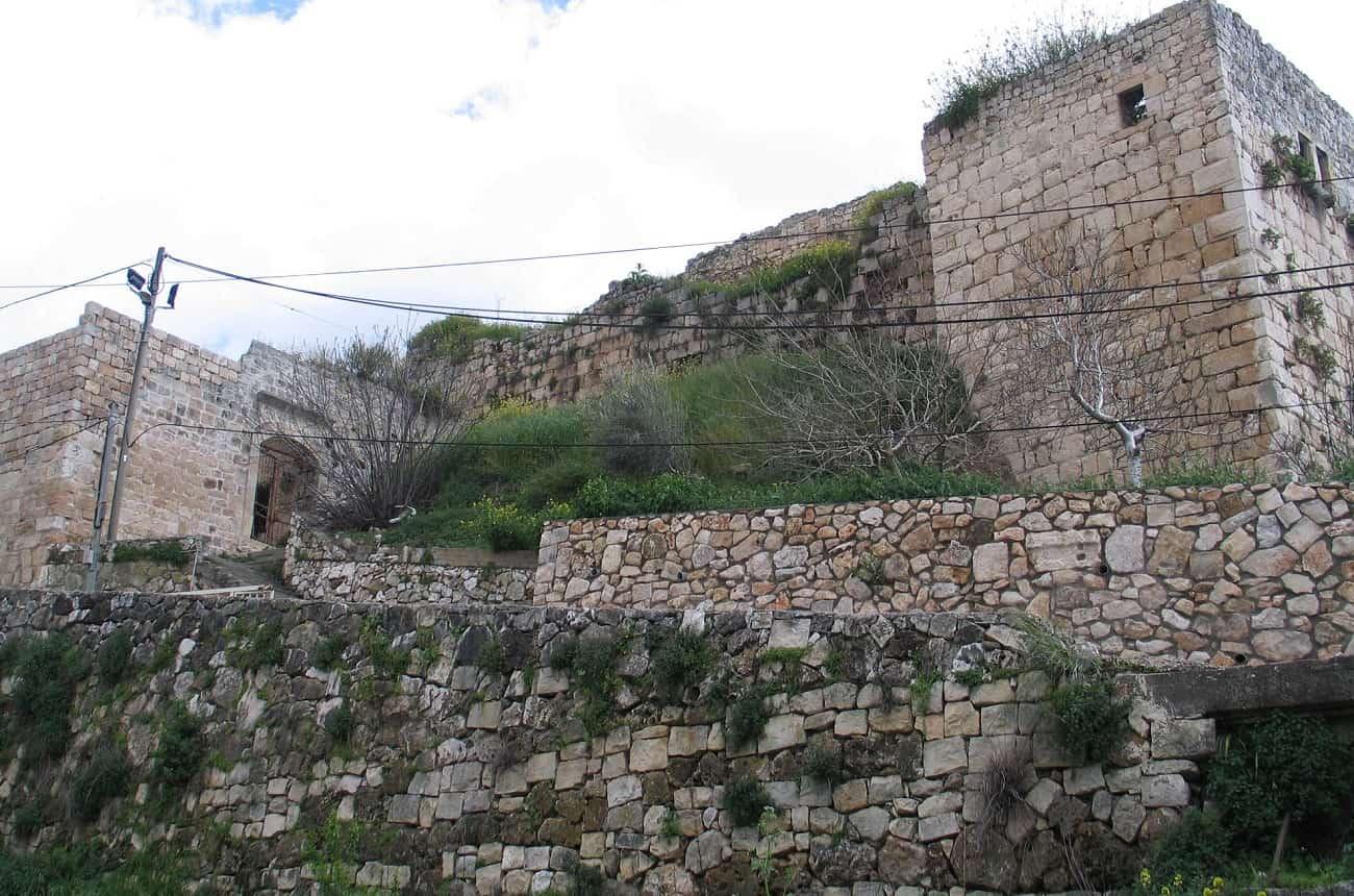 Huge Crusader-era winery found under Israeli village