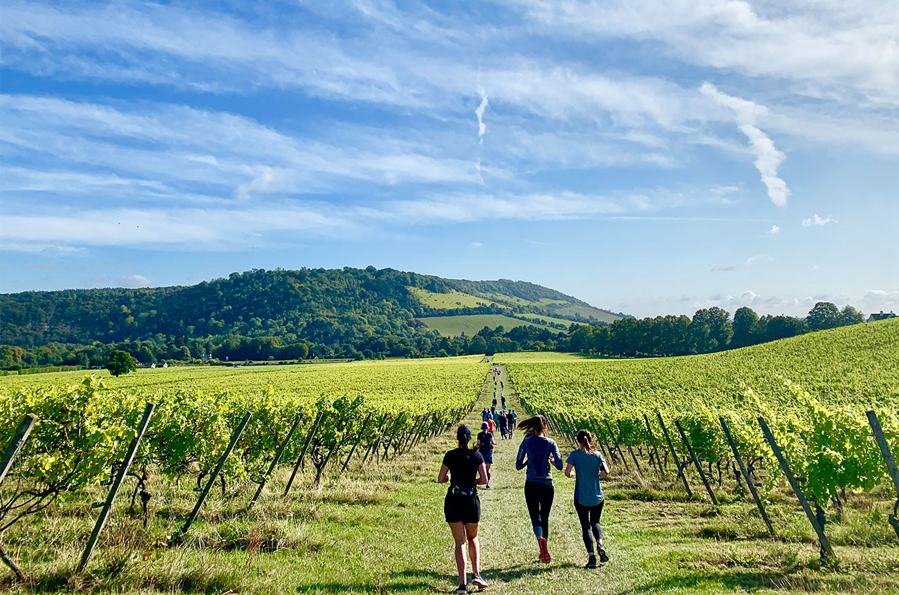 Wine trade runners complete the Bacchus Half Marathon in aid of The Benevolent