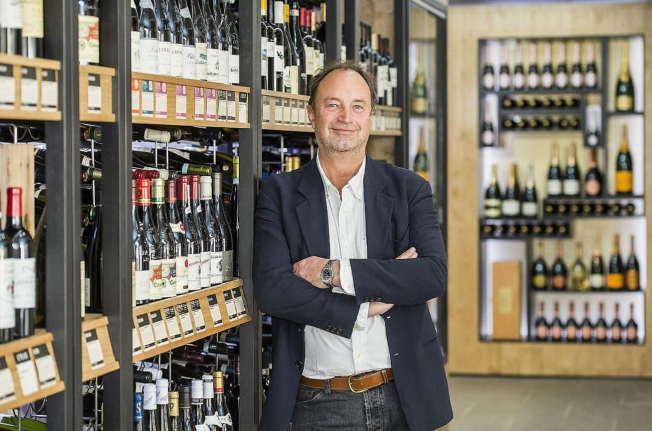 Naked Wines CEO and founder Rowan Gormley to step down