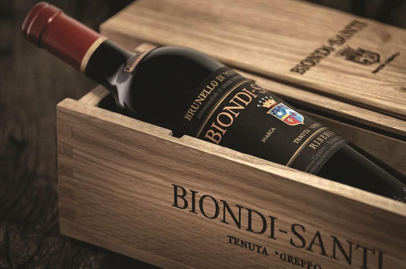 Biondi Santi to release special-edition 2012 Riserva Brunello