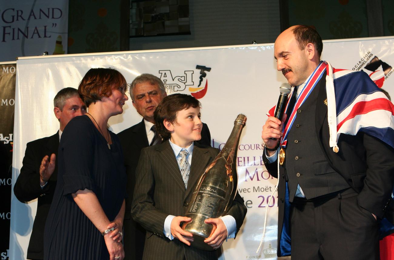 Romané Basset remembers his father Gérard