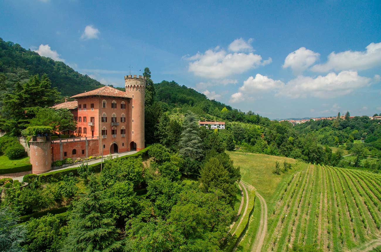 Property in Piedmont: Four exciting vineyard estates for sale