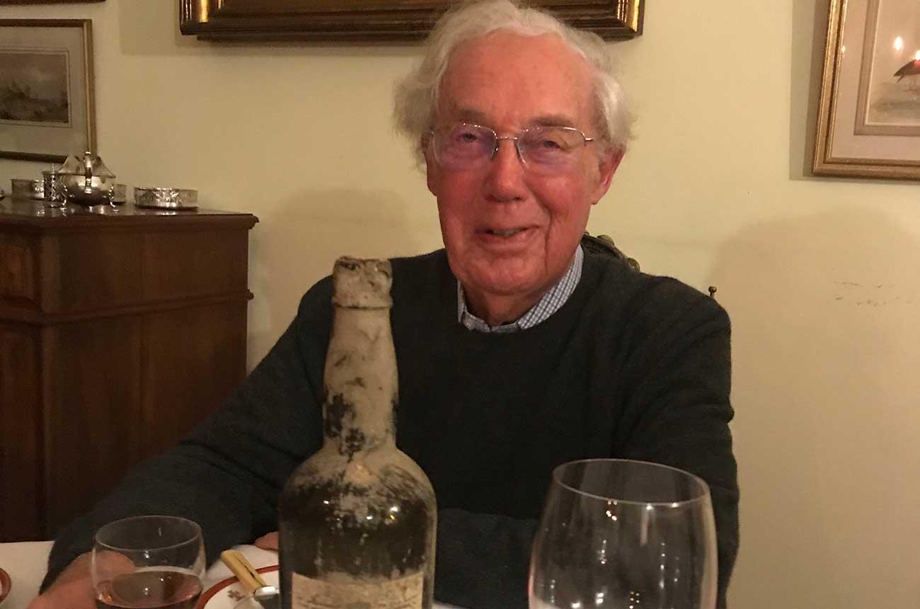 Leading Port figure James Symington dies