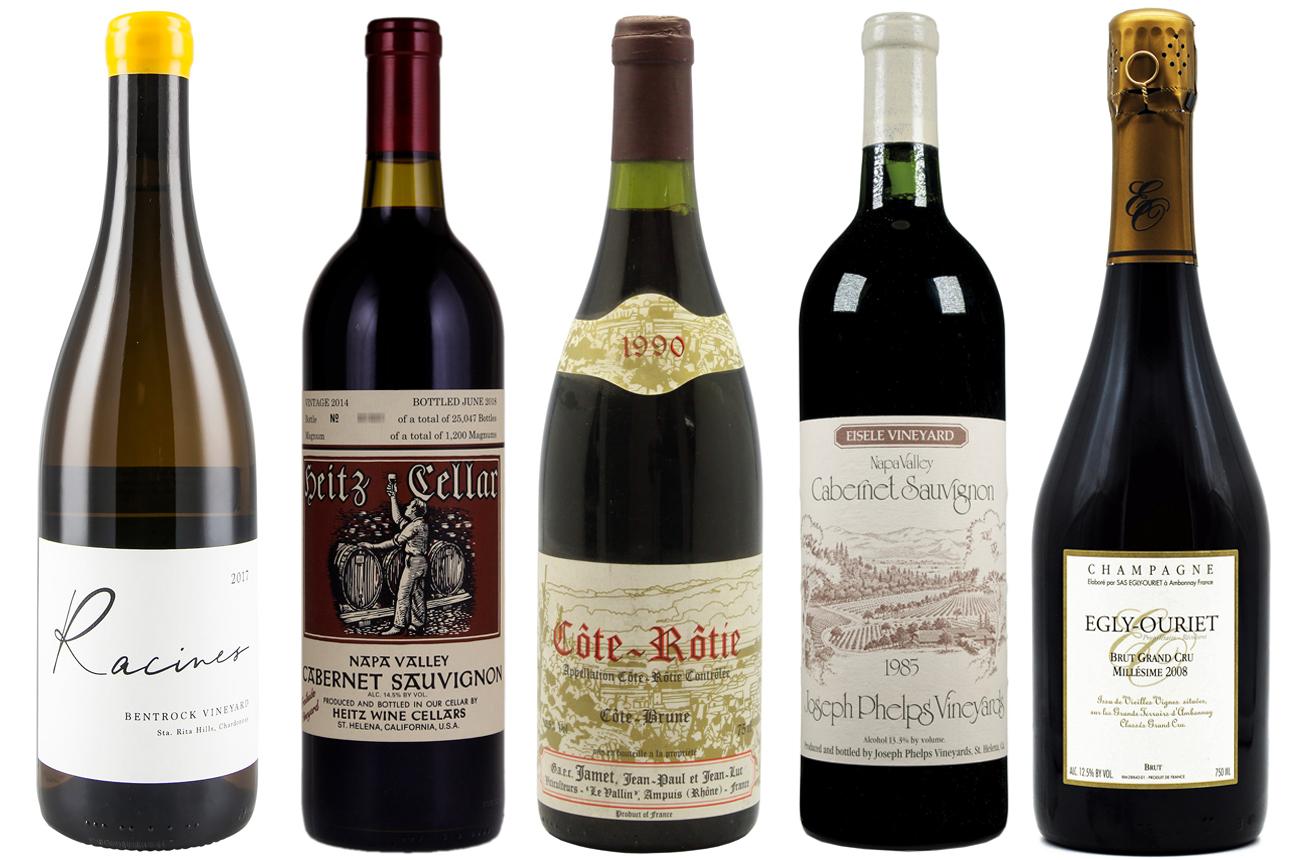 Matthew Luczy: My top 10 fine wines of 2020