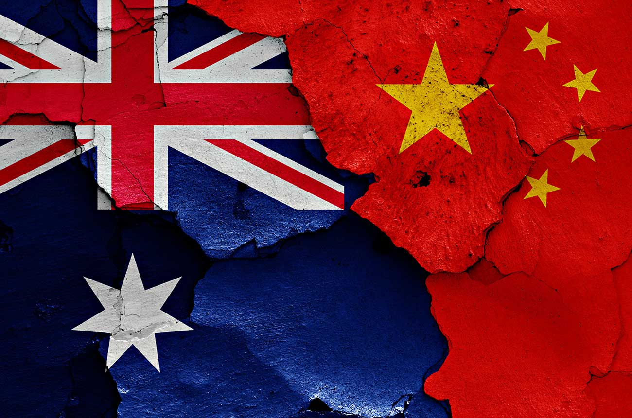 China wine tariffs 'completely unjustifiable', says Australian minister