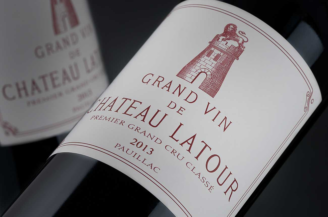 Château Latour 2013 released for first time