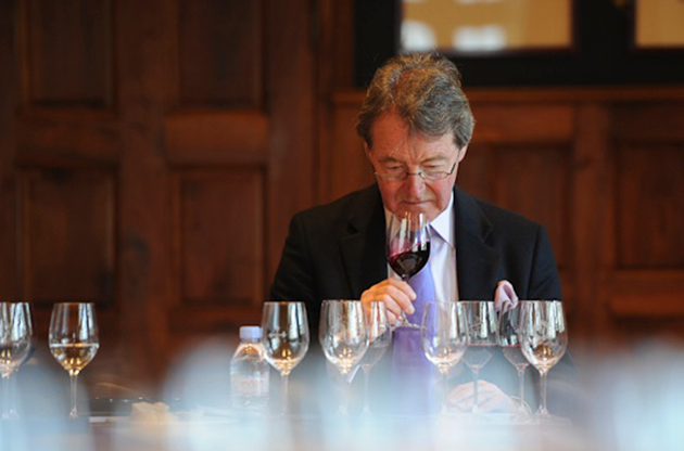 Steven Spurrier on 'wine – a way of life'