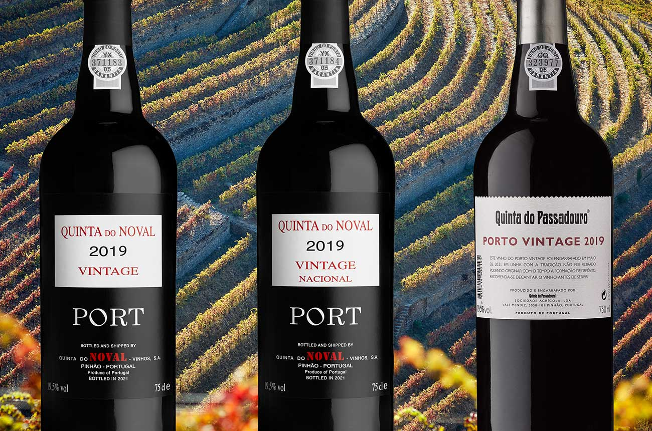 Quinta do Noval declares 2019 Port vintage