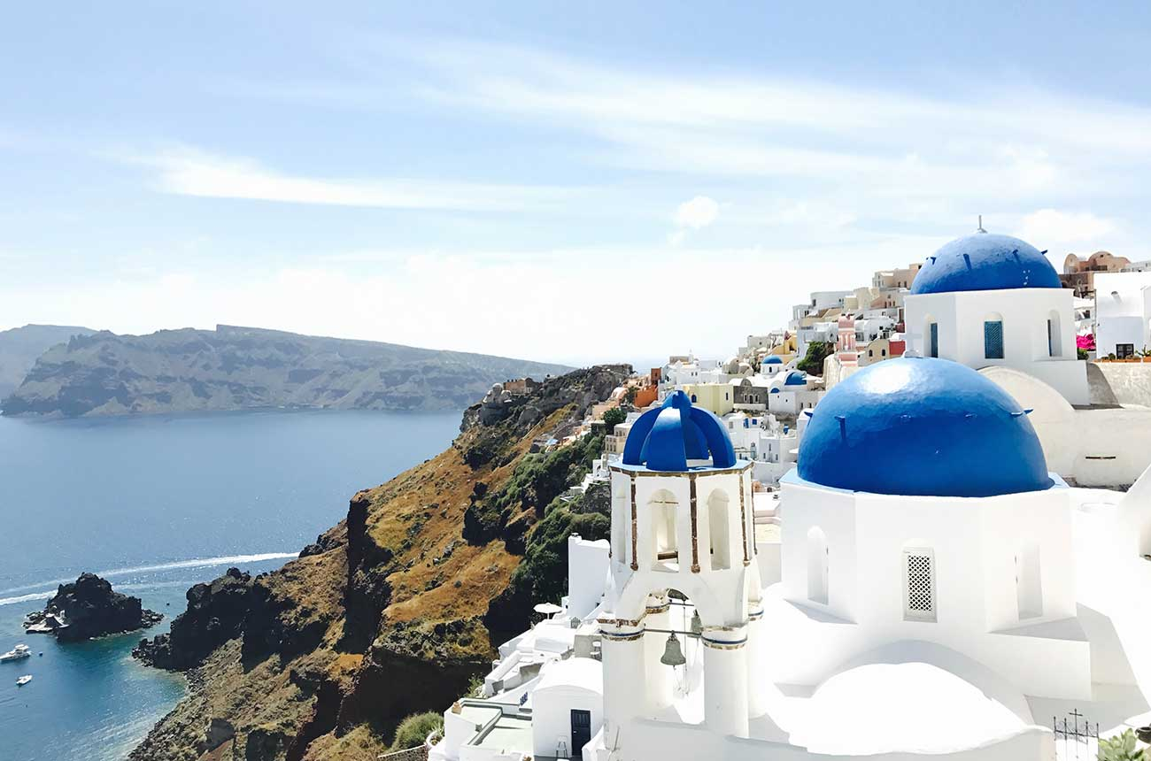 Santorini wineries see sales collapse during Covid lockdown