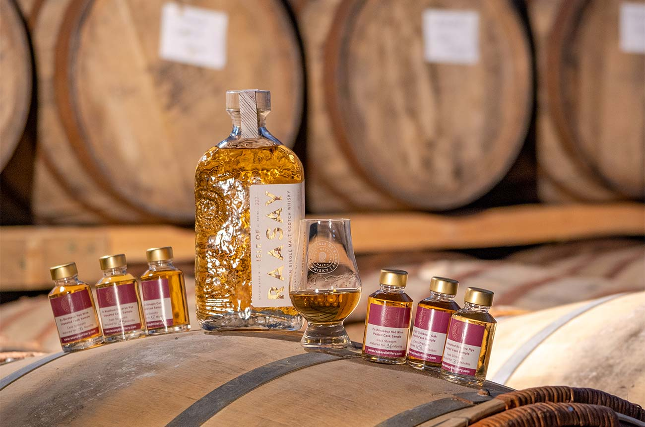 Over 17,000 people signed up for Hebridean whisky sale ballot