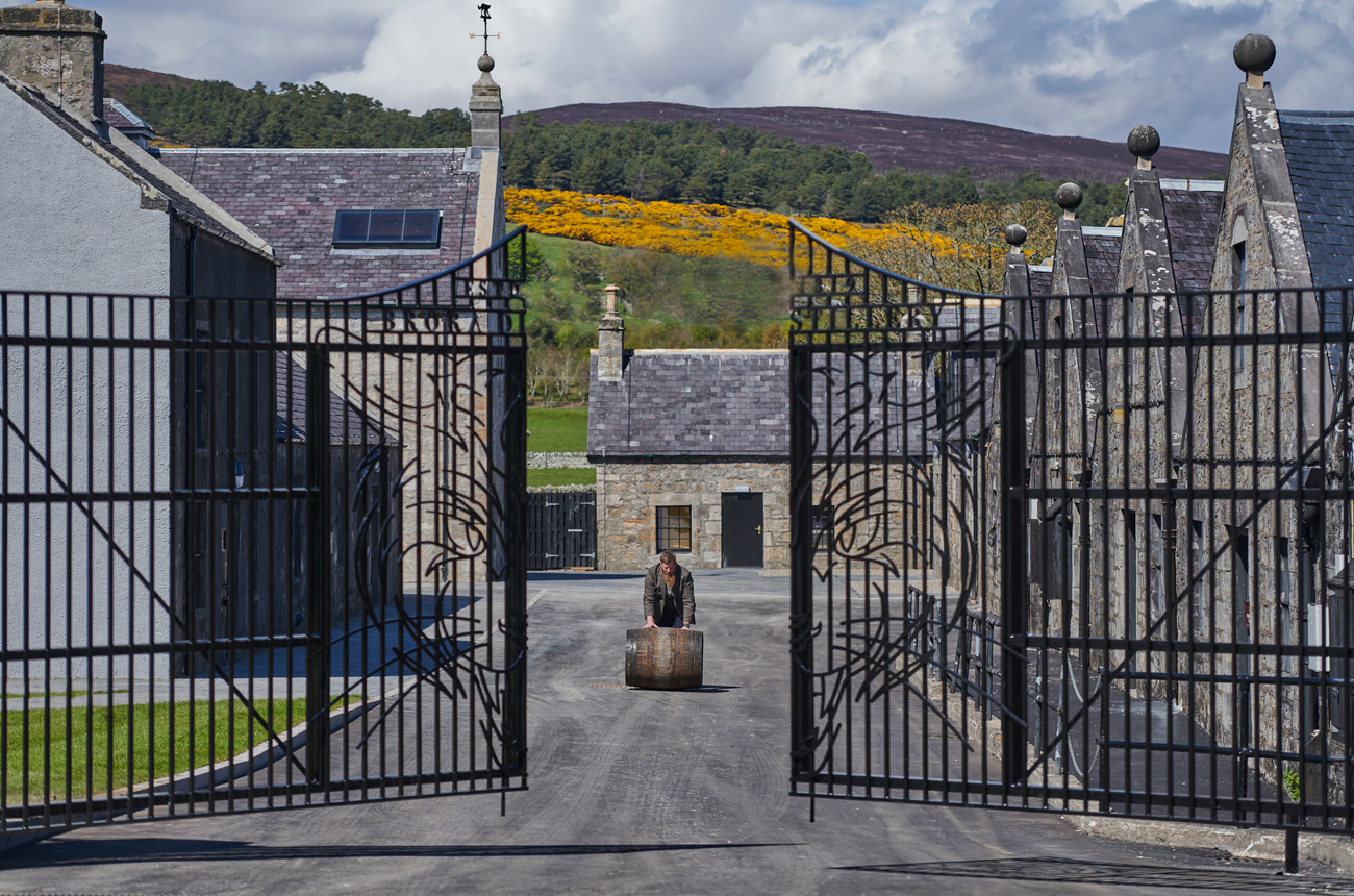 Brora Scotch whisky distillery reopens after 38 years