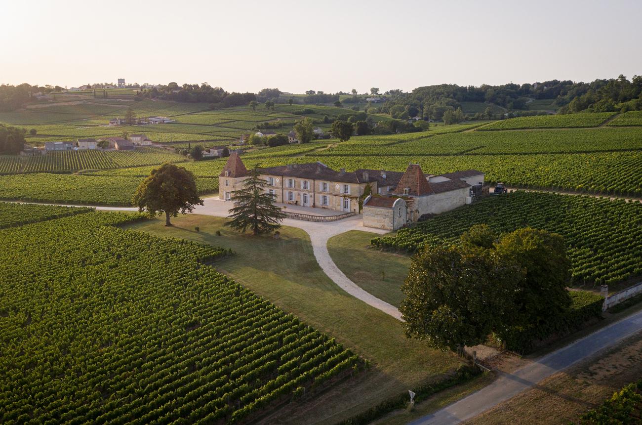 Anson: Château Lassegue vertical 2009-2018