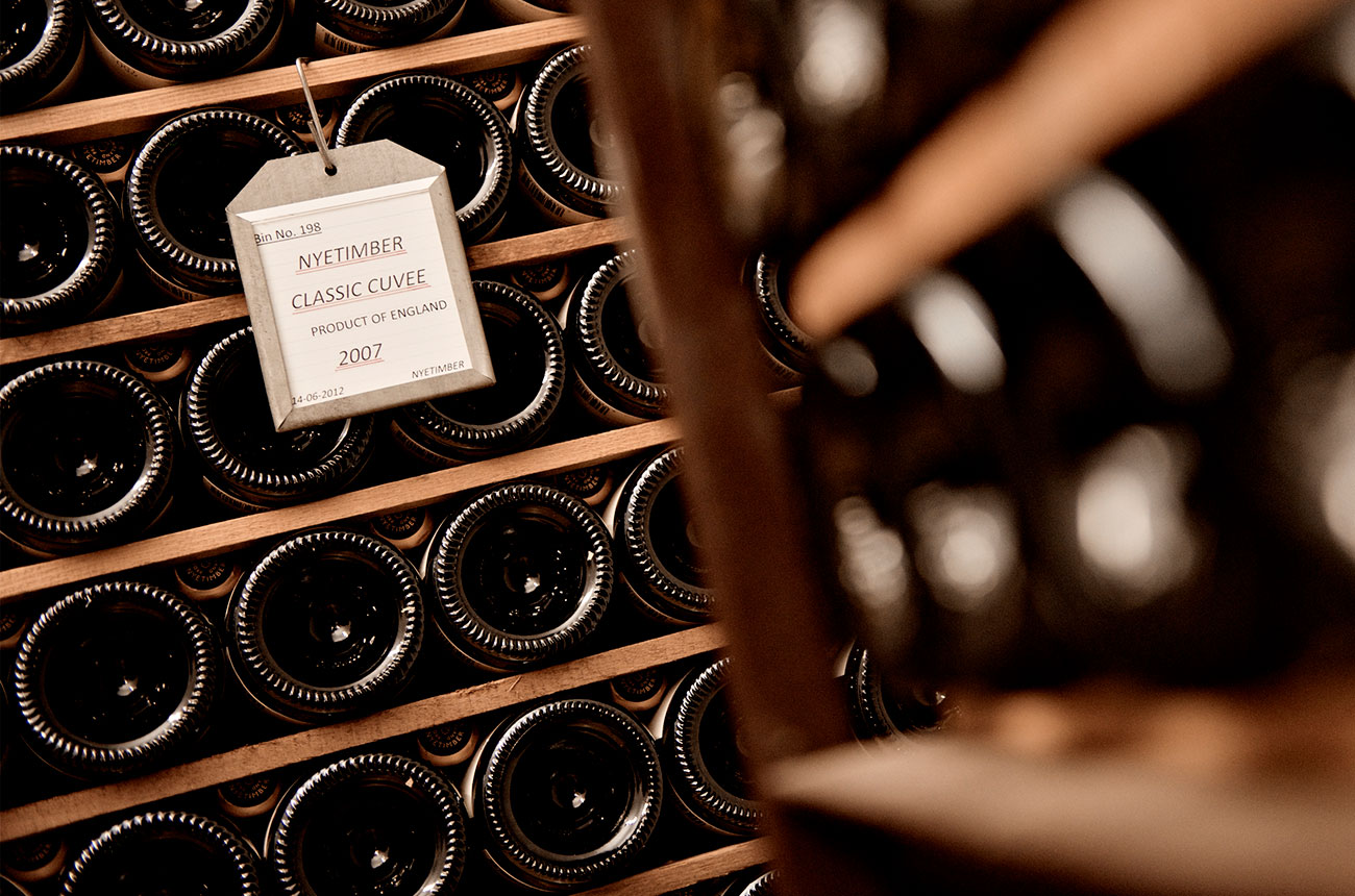 UK government buying more English wine for its cellar – figures