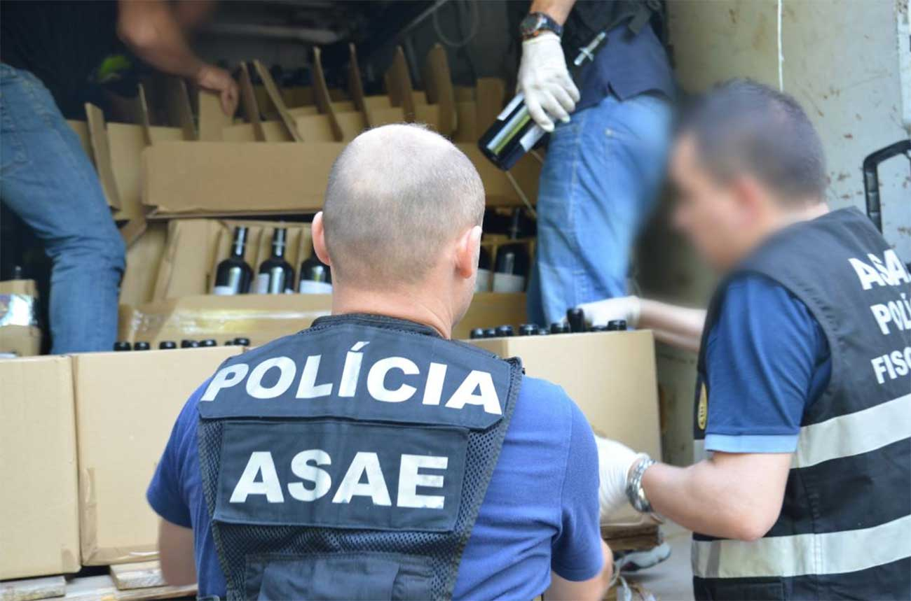 Counterfeit wine seized in Europe police crackdown