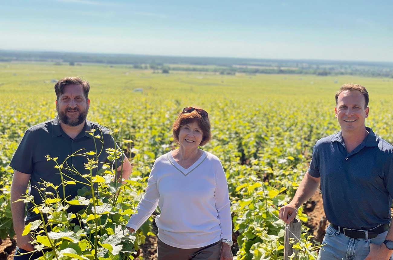 Oregon's Evenstad Estates expands in Burgundy