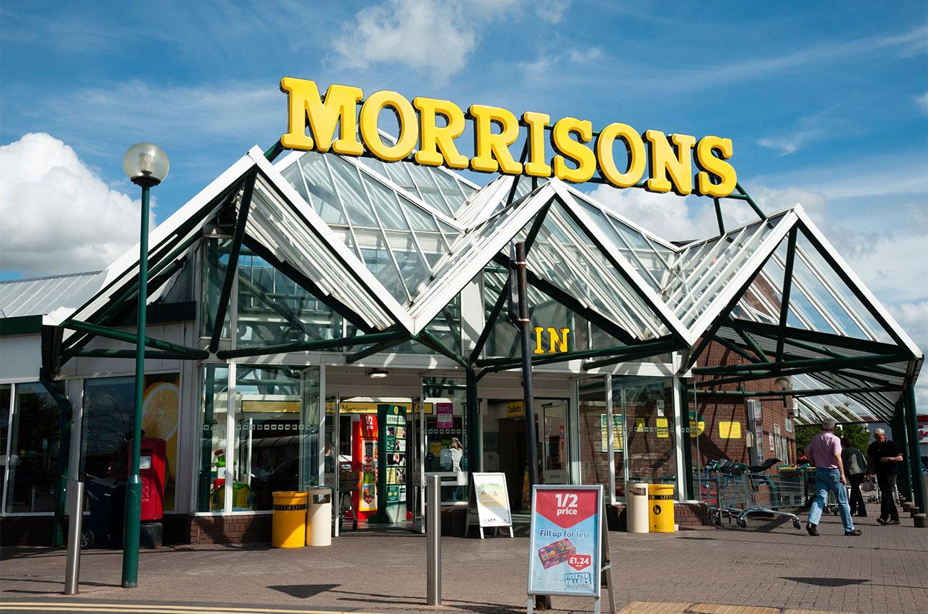 Majestic Wine owner bids for supermarket Morrisons