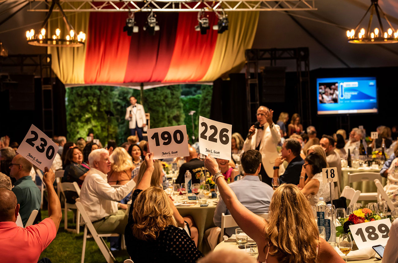 Over $2.2m raised by Auction of Washington Wines