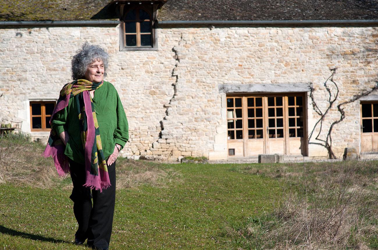 Burgundy broker Becky Wasserman-Hone dies