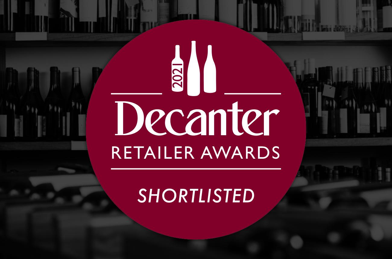 Decanter Retailer Awards 2021 Shortlist revealed