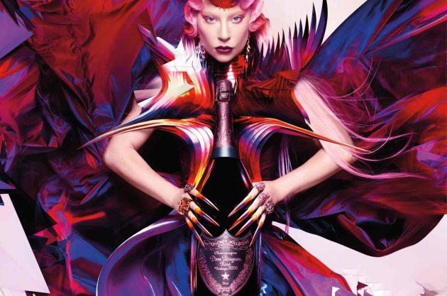 Dom Pérignon x Lady Gaga release limited editions