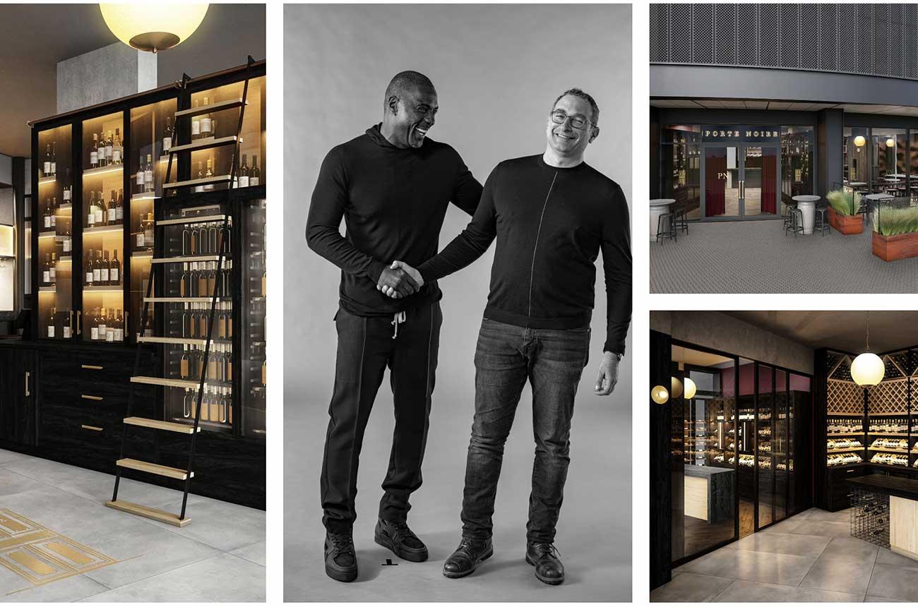 Idris Elba to open London wine bar with business partner