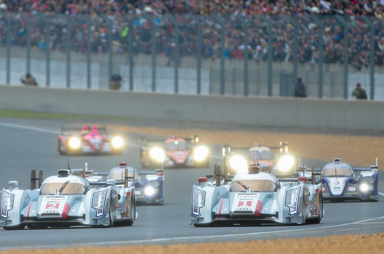 Fuel made from wine waste to power racing cars