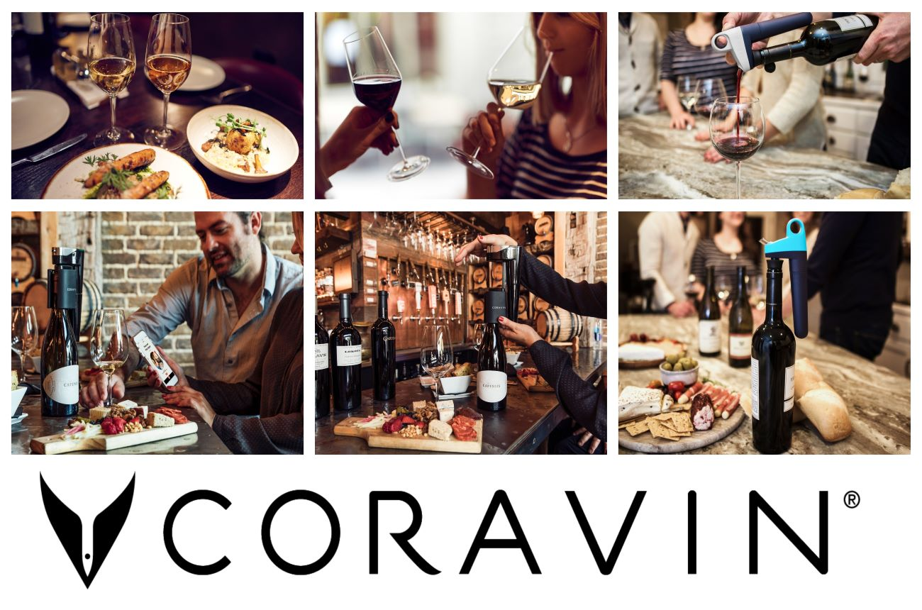 Coravin debuts wine bar and retail outlet in Mayfair