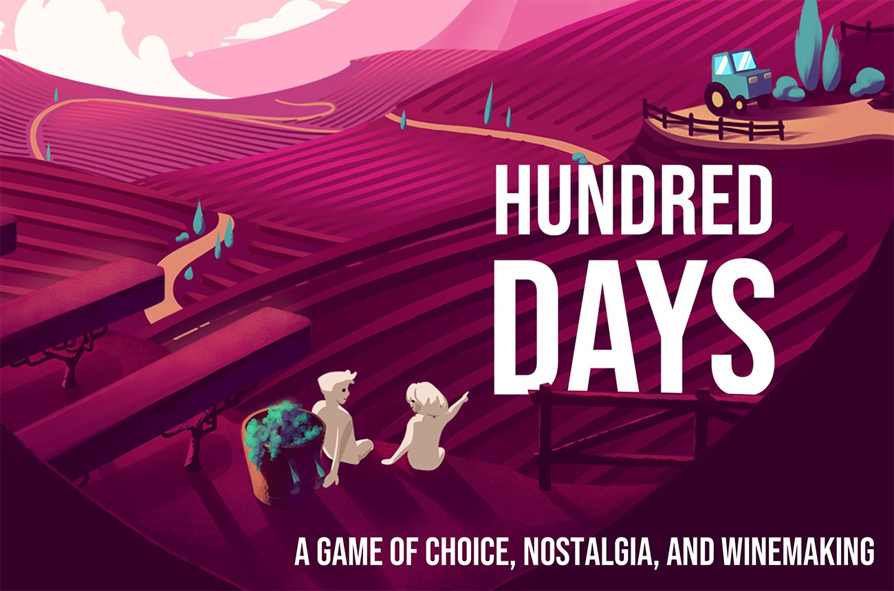 New Hundred Days winemaking game released on mobile